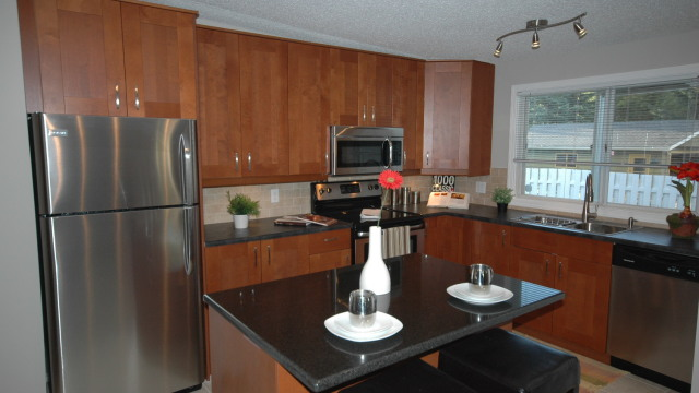 5. Brand New Kitchen